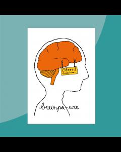 Breinpauze • Postkaart