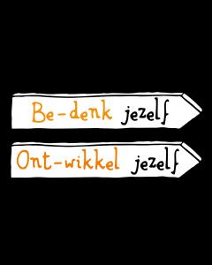 Duo-pakket Route Be-denk & Ont-wikkel jezelf