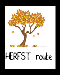 Herfst-route