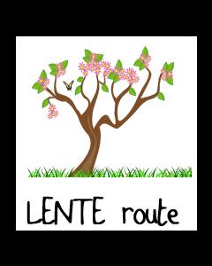 Lente-route