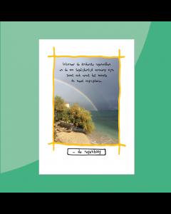 De Regenboog • Postkaart