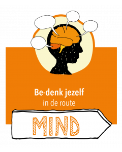 Route MIND | Be-denk jezelf