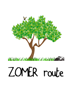 Zomer-route